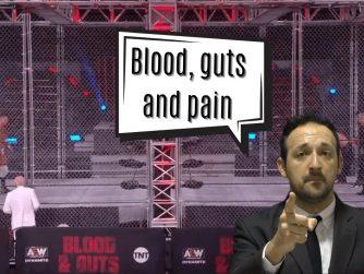 TSOW TG 07/05/21 – Blood, Guts and pain!