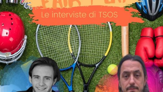 Matteo Bondi - Fair play: Le interviste di TSOS
