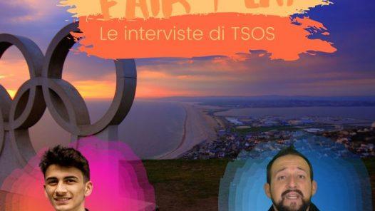 Intervista Vito Dell'aquila: Fair play - Le interviste di TSOS