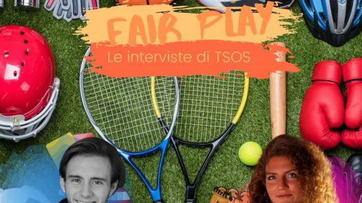 Ilaria Cusinato - Fair play: Le interviste di TSOS
