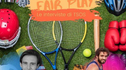Manfredi Rizza - Fair play: Le interviste di TSOS