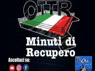 OTTR Minuti di Recupero - Ep. 22 - Fabio Tornaghi