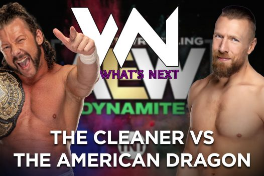 The Cleaner vs The American Dragon - What's Next #138