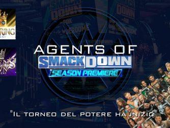 """""""Il torneo del potere ha inizio"""" - Agents Of Smackdown EP.24"""
